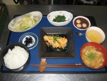 0313 魚の南蛮漬け定食