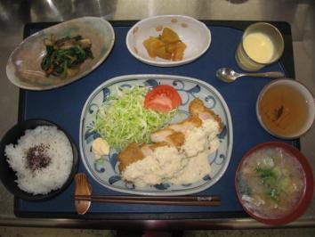 0401 チキン南蛮定食
