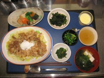 0416 丼定食