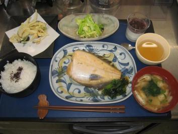 0509 煮魚定食