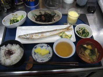 0602 焼魚定食