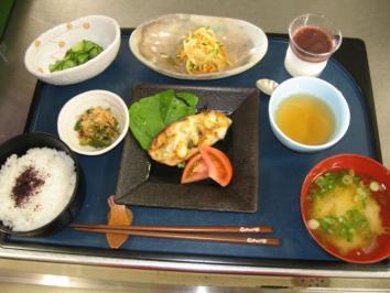 0619 焼魚定食