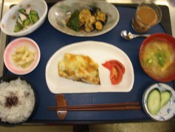 0702 焼魚定食