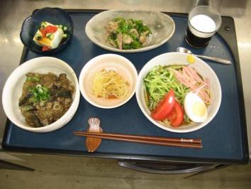 0729 丼&麺定食