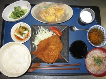 0812 ソースカツ丼ランチ