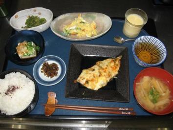 0902 焼魚定食