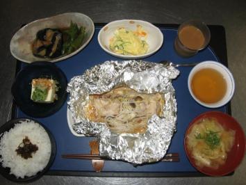 0905 魚のカルトッチョランチ