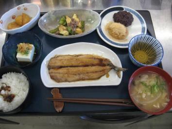 0923 焼魚定食