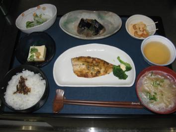 1013 焼魚定食