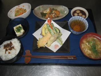 1016 天ぷら定食