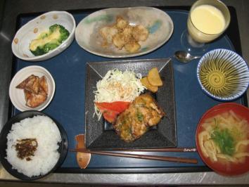 1027 焼魚定食