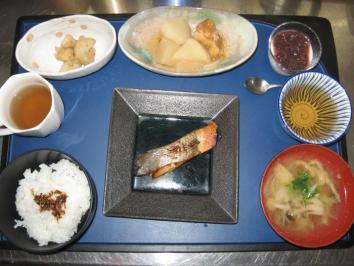1218 焼魚定食