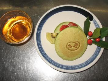 1222 かふぇ豆やさんのデザート