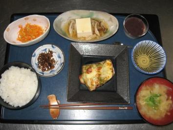0109 焼魚定食