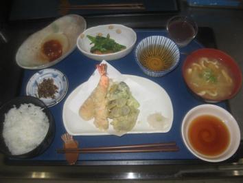 0210 天ぷら定食