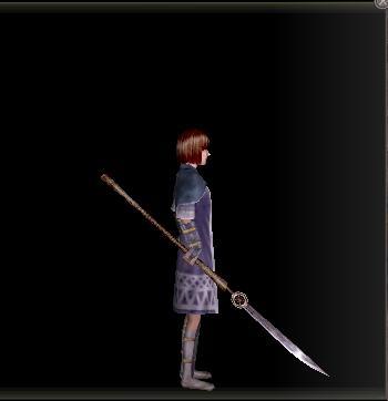 法輪薙刀(薙刀)