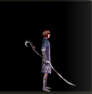 やさかに之鉾(薙刀)