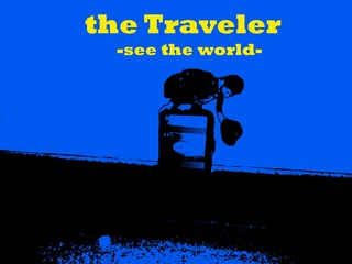 Traveler made by Saori