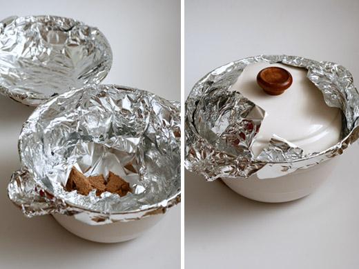 スモーク鍋