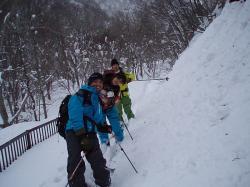 手稲山BC4