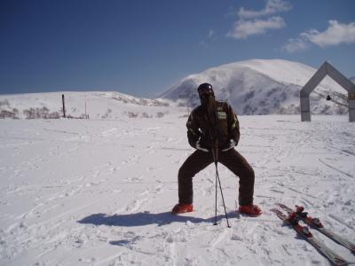 kiroro山頂