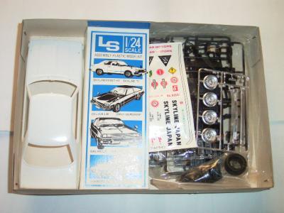 LS・スカイライン・ジャパン・ターボ白2