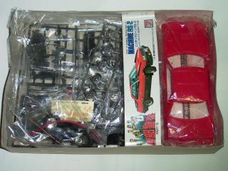 アオシマ・西部警察マシンRS-22