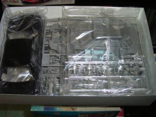 ハセガワ・ギャランVR-4・中身