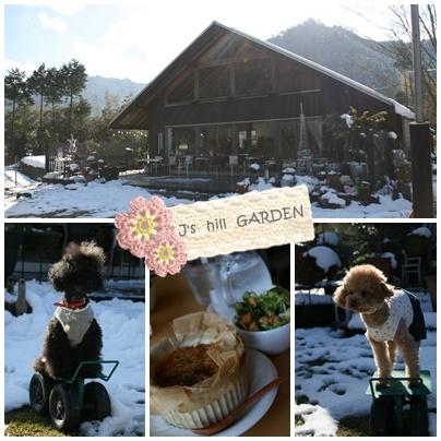 J's hill GARDEN②