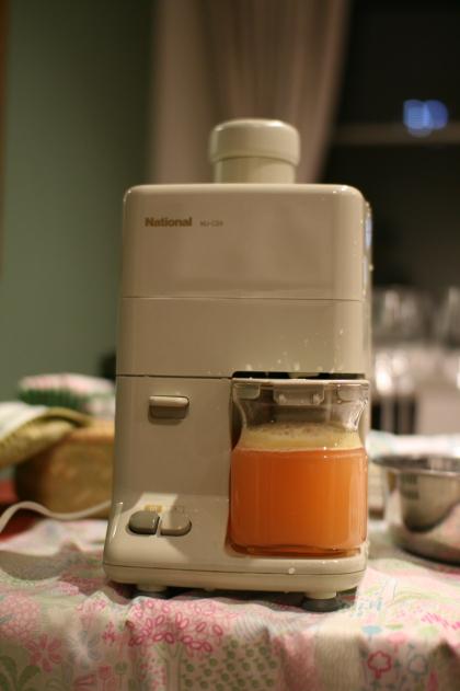 紅玉のジュース