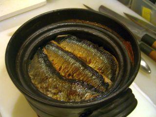 秋刀魚御飯