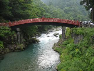 日光6神橋