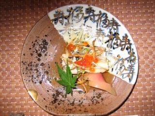 ホテルハーベスト食事5