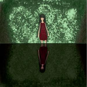森のなかにひとり?