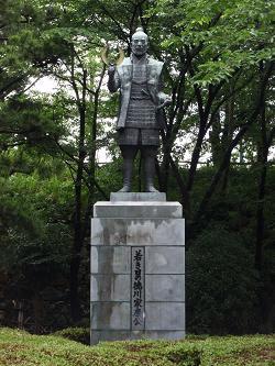 若き日の徳川家康像