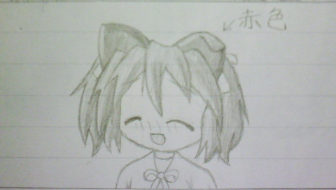 らきすた003