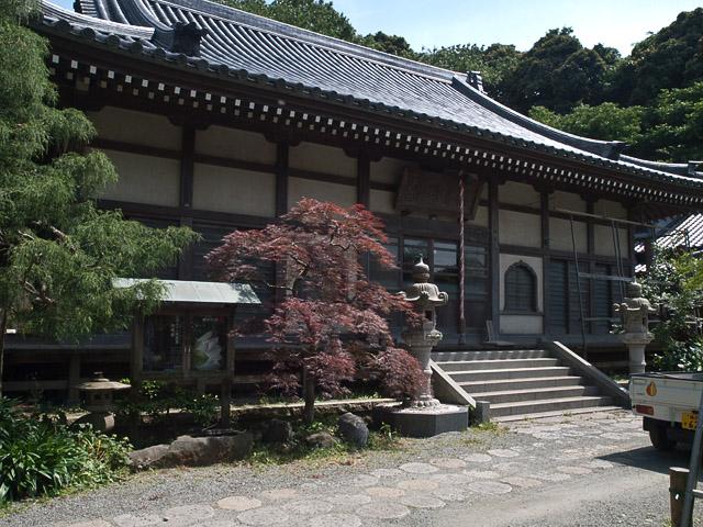 福寿寺本堂110531