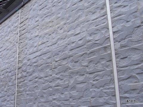 コーキング 完成 DIY 外壁塗装 目地