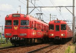 大曽根~矢田間(2008.8.24)