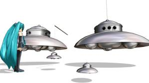 MMD空飛ぶ円盤セット内容サンプル画像