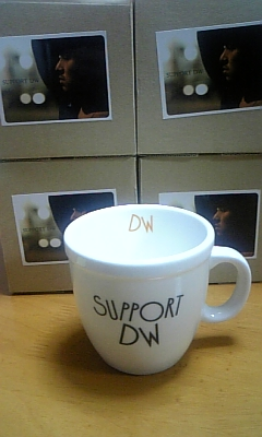 DWマグカップ