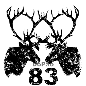 Elk83 エルク ハートの角 オリジナルデザイン