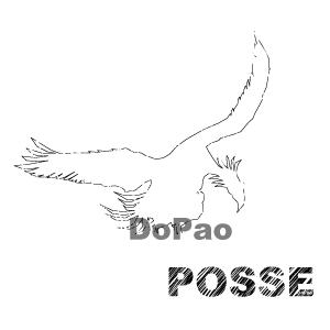 Posse 志をともにした仲間 スラング オリジナルデザイン