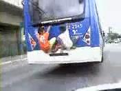 子供がバスに無賃乗車する簡単な方法