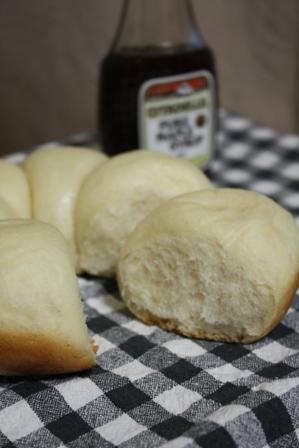 メイプルシロップパン