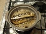 秋刀魚土鍋ご飯7