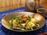 坦々ニラ豆腐17