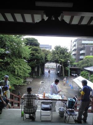 円朝まつり7
