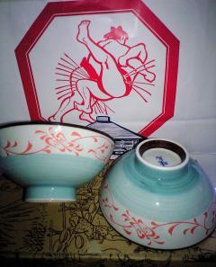 お土産茶碗