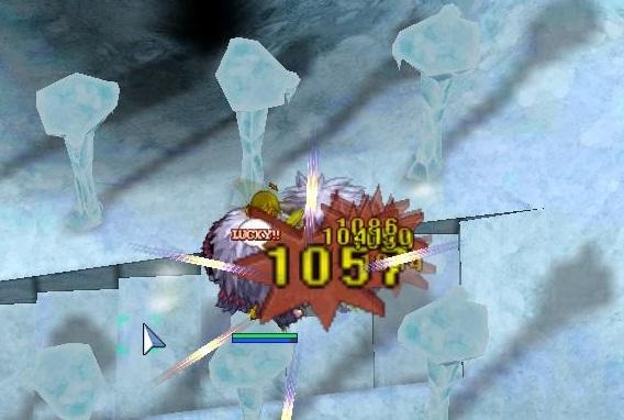 クリ騎士in氷3